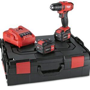 """Trapano avvitatore a batteria a 2 velocità 10,8 V """"Light Duty"""""""